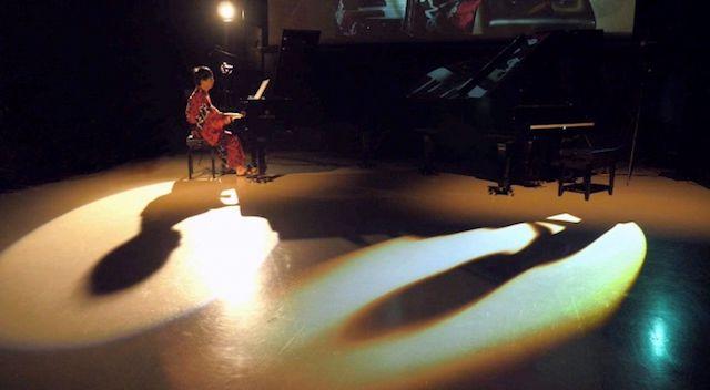 """AIが人間とのピアノ連弾・管楽器アンサンブルに挑戦 """"AIと人間のライブコンサート""""の一部を動画で公開"""