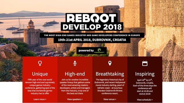 ヨーロッパ最大のインディーゲームイベント「REBOOT Develop」に、斎藤由多加が登壇!