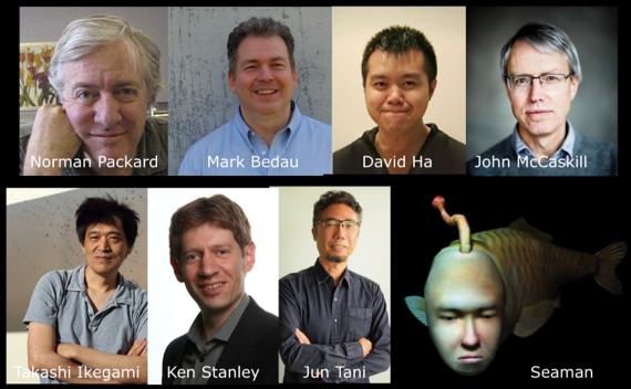 斎藤由多加が、ALIFE(人工生命)をテーマにしたカンファレンス「TOKYO ALIFE 2020」に登壇